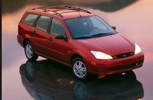 WANTED Ford Focus Wagon