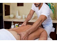 Full Body Swedish Massage by Male in Manchester City Center