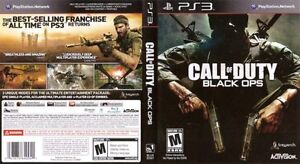PS3 Call of Duty: Black Ops 1 -