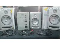 Krk Rokit 5 G3 Studio Monitor Platinum Limited Edition