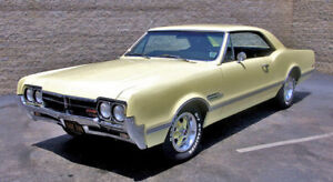 Looking for 1966 Oldsmobile Cutlass parts car