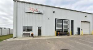 Sylvan Lake Industrial Building for Sale