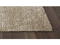 *NEW* Rug champagne colour - still in packaging new from Harvey's
