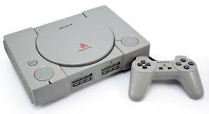 PS1 System With Memory Card And 2 Games @ One Stop Cell Shop