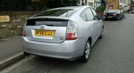 TOYOTA PRIUS VVTI 56 PLATE 1.5 T4 HYBRID SILVER 1 OWNER FROM NEW 5 DOOR HATCHBACK!!!