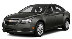 2014 Chevrolet Cruze 1LT Comes with winter and summer tires!