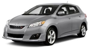 2013 Toyota Matrix AS IS SPECIAL