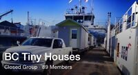 BC Tiny Houses facebook group
