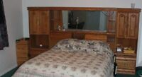 Large headboard for Sale $50