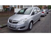 VAUXHALL ZAFIRA 1.9 CDTI AUTOMATIC MPV WITH 1 YEAR PCO 5 DOOR!!!