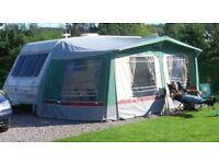Ventura Neptune caravan awning 925 in excellent condition