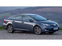 Toyota Avensis - Excellent condition, spacious, clean, and new battery