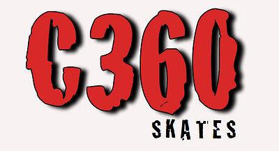 Custom 360 Skates