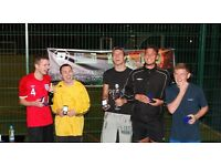Bristols Cheapest 5 A side Football - Join today for £25 a match with HD Recording of games!
