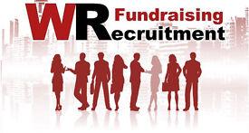 Area Fundraising Coordinator – Home Based