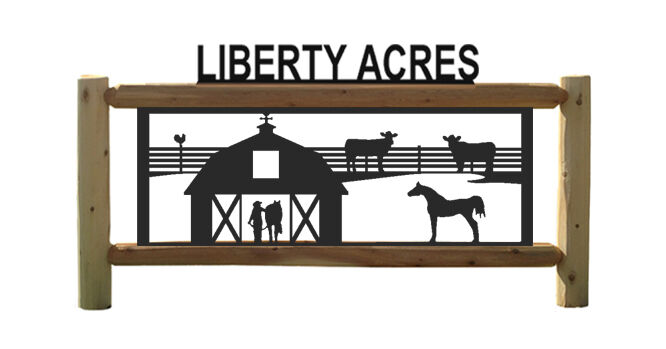 HORSES - PERSONALIZED EQUESTRIAN OUTDOOR SIGNS - SADDLES - FARM AND RANCH