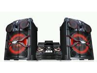 Lg hifi system 2900 watts