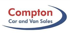COMPTON CARS & VANS , OVER 60 CARS IN STOCK £500-£5000 , PLYMOUTH