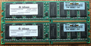 DDR2, DDR Various Desktop RAM Kingston Kingston Area image 4