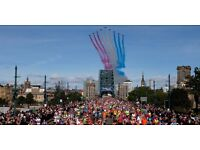 Charity places available in the Great North Run with Team Sense for just £10!
