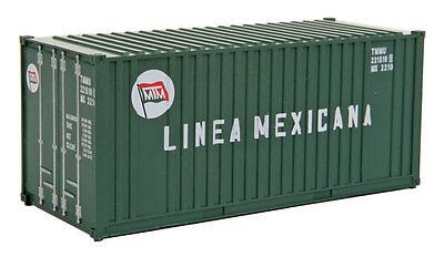 H0 Container 20 Fuß Linea Mexicana -- 8008 NEU