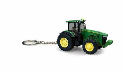 ERTL  SCALE JOHN DEERE MODERN TRACTOR KEY RING MODEL | BN | 45322 - Modern Tractor Green