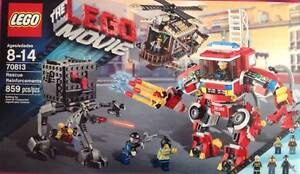 LEGO Movie Rescue Reinforcements - RETIRED - NEW and UNOPENED