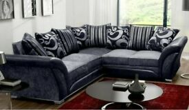 """🎀Elegant Style New🎀""""SHANNON 3+2 Seater Sofa""""🎀&🎀""""SHANNON Corner Sofa""""🎀Both Available in Stock!🎀"""