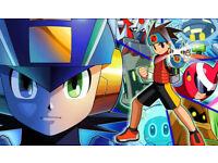 276 Mega Man Zero PLAYMAT CUSTOM PLAY MAT ANIME PLAYMAT FREE SHIPPING