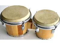 set of bongos