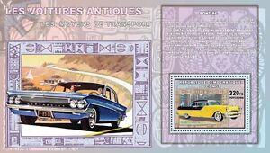 Classic automobiles vintage cars 1955 Pontiac - Congo DR s/s MNH #CDR0711f - Olsztyn, Polska - Classic automobiles vintage cars 1955 Pontiac - Congo DR s/s MNH #CDR0711f - Olsztyn, Polska