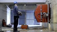 Budget Commercial residential concrete cutting service