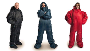 Onezee sleeping suit bag (Black, L)