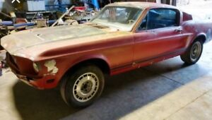 LOOKING FOR A MUSTANG FASTBACK OR CONVERTIBLE (1966-1970)
