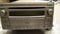 OEM TOYOTA YARIS RADIO/CD PLAYER MP3