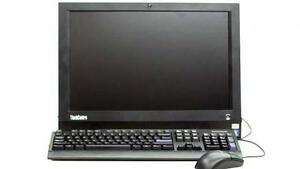 Lenovo Thinkcentre All in one desktop with Intel Core i5