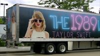 """Taylor Swift Floor Seats Toronto SOLD OUT """"The 1989 World Tour"""""""