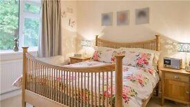 Complete John Lewis Essence Oak bedroom suite for sale exc condition central Abingdon