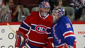 CANADIENS VS RANGERS ROUGE LUNDI.LE 24 AVRIL(2X119G-2X104W)