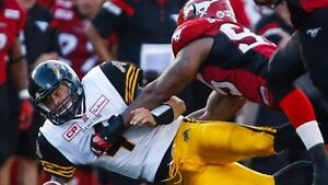 Great tickets to the Stamps vs. Hamilton Tiger-Cats August 28th!
