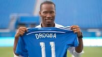 Drogba #11 - Montreal Impact Jersey for sale