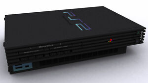 Playstation 2 - PS2 with games and all cords