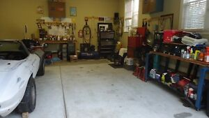 Wanted: Rent Garage Space