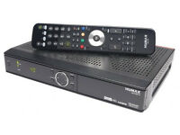 Humax HD-FOX T2 Freeview Set Top Box 1080P