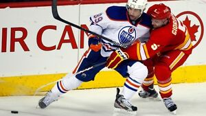 Flames & Oilers, Great seats! September 26