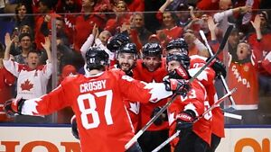 World Cup of Hockey Finals Game 1 - Canada vs. Europe