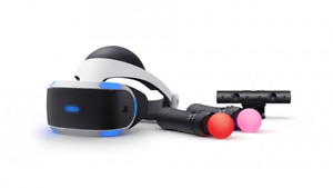 Ps4 Vr with games