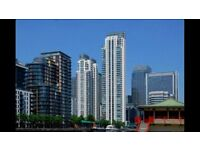 One Bedroom Apartment available in Stunning Pan Paninsula Canary Wharf E14 9HA
