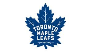 Leafs vs Flyers Platinum tickets