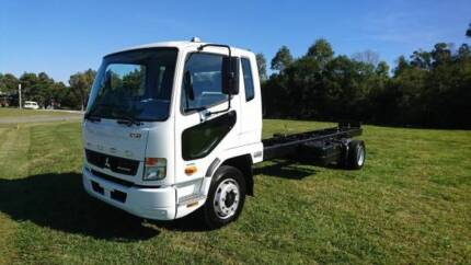 Fuso Fighter 1124 Fighter, Manual Cab chassis (FFKJ25286)